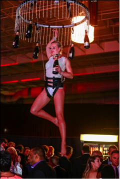 Entertainment at Cell C CEO awards