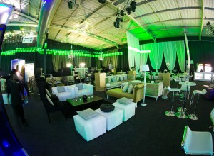 Cell C annual event set up