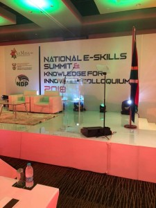 National e skills summit and knowledge for innovation colloquium 2018 10