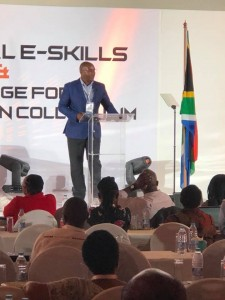 National e skills summit and knowledge for innovation colloquium 2018 2