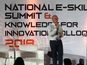 National e skills summit and knowledge for innovation colloquium 2018 3