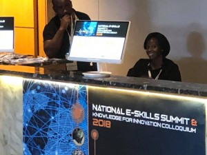 National e skills summit and knowledge for innovation colloquium 2018 6