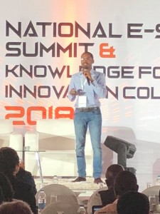 National e skills summit and knowledge for innovation colloquium 2018 7